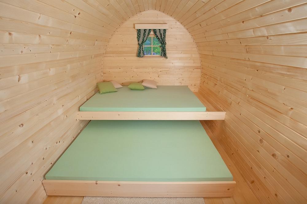 Igloo Interior