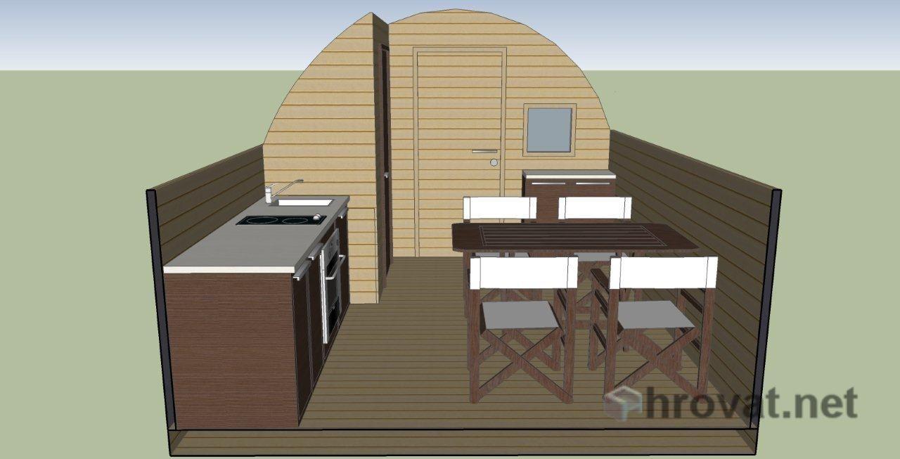 Glamping-bungalow-igloo-M-2